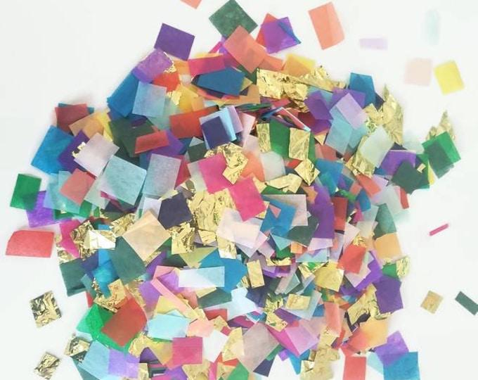 Confetti,tissue paper confetti, custom confetti,table confetti, party confetti,rainbow confetti,custom made confetti,you pick your colors