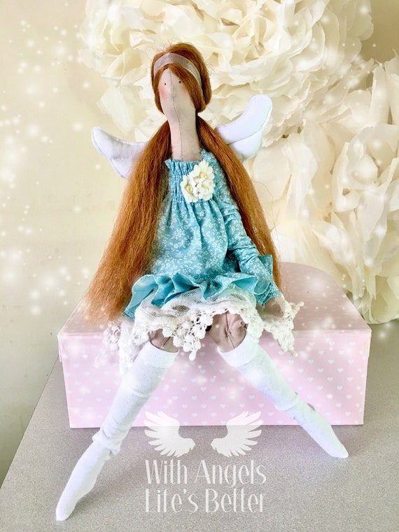 "18"" STYLISH ANGELS * Decorative Doll * Perfect Gift *"