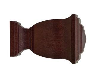 Finestra® Princeton Wood Finial, various colors