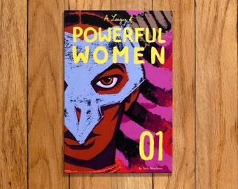 A League of Powerful Women, Vol. 1