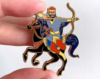 LIMITED EDITION Archer Pin