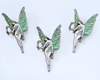 Psyche Fairy Pin