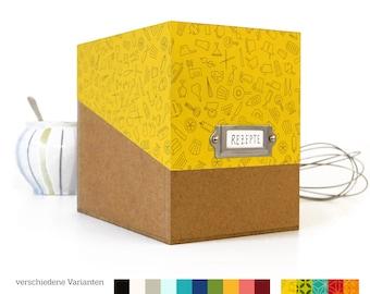 Rezepte-Boxen