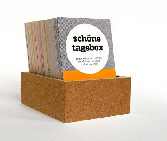 Beautiful Day Box – Nature/Calendar/Beautiful Daybox/Diary/Chronicle/Memories/moments/box/notes/Daybox/SPERLINGB