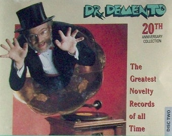 Dr Demento Etsy