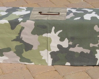 Cover for Tru Catch 30LTD Traps: Camouflage Pattern