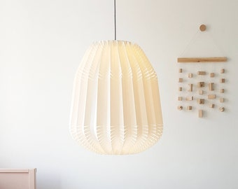 Studio Snowpuppe Lamp : Paper origami lampshades for the home since von nellianna