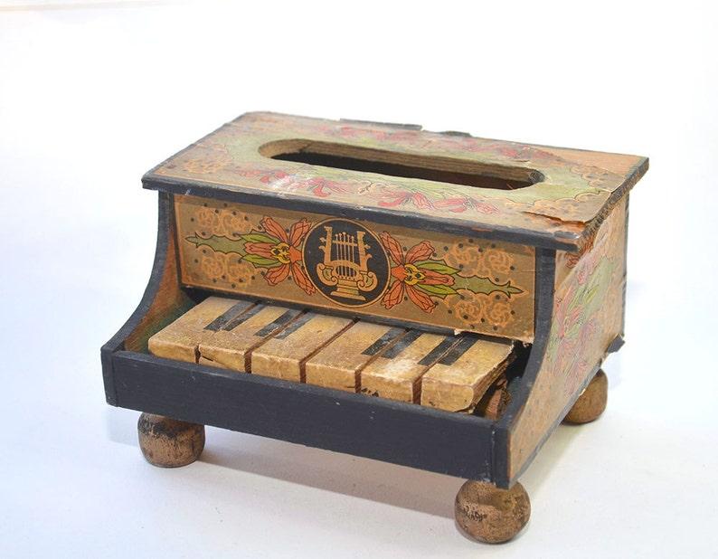Antique Handcrafted Schoenhut Folk Art Doll House Puppenstuben & -häuser