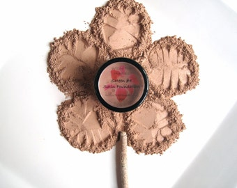 Sateen  - Pure and Natural Satin Mineral Foundation