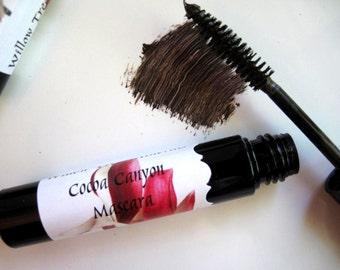 Cocoa Canyon - Pure and Natural Mineral Mascara
