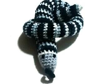 Cat Toy Catnip Snake