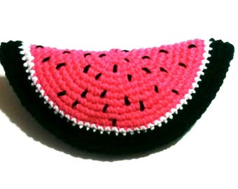 Catnip Watermelon Cat Toy