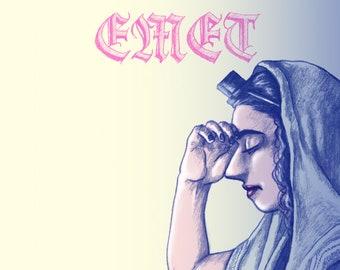 DIGITAL COMIC BOOK -- Emet