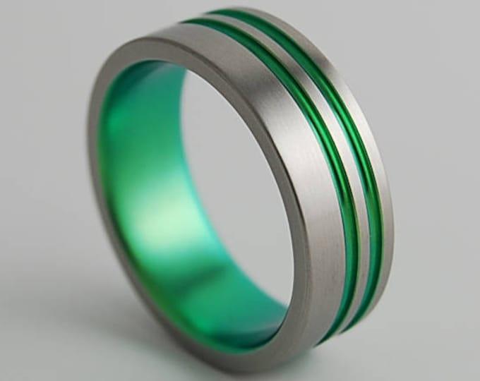 Titanium Ring , Wedding Band , Promise Ring , Wedding Ring , Mens Titanium Ring , Mens Wedding Band , Mens Promise Ring , Mens Wedding Ring