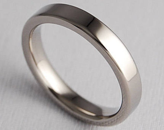 Womens Wedding Band, Womens Titanium Ring, Womens Promise Ring, Womens Wedding Ring, Titanium Ring, Wedding Band, Promise Ring, Wedding Ring