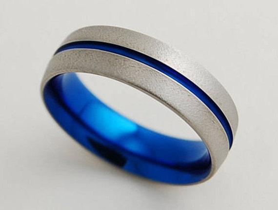 Mens Wedding Band, Mens Promise Ring, Mens Wedding Ring, Mens Titanium Ring, Titanium Ring, Wedding Band, Promise Ring, Wedding Ring