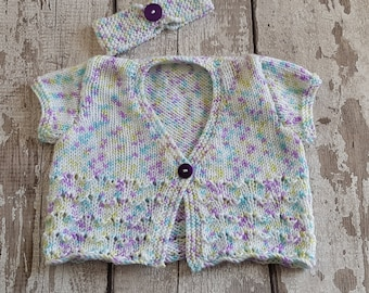 Baby Knits 6-12 Months