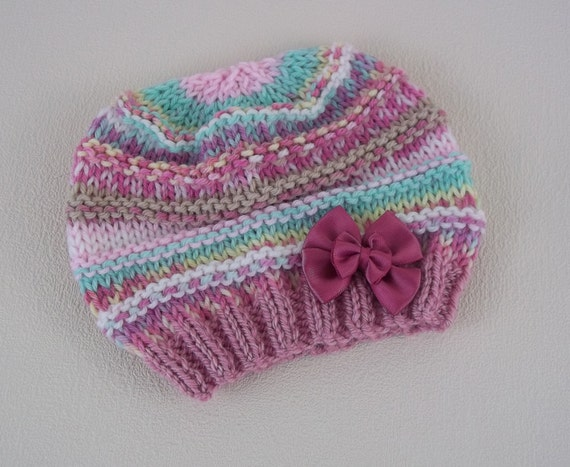 8c566971842 Baby Knitting Patterns Easy Knit Baby Hat Download PDF