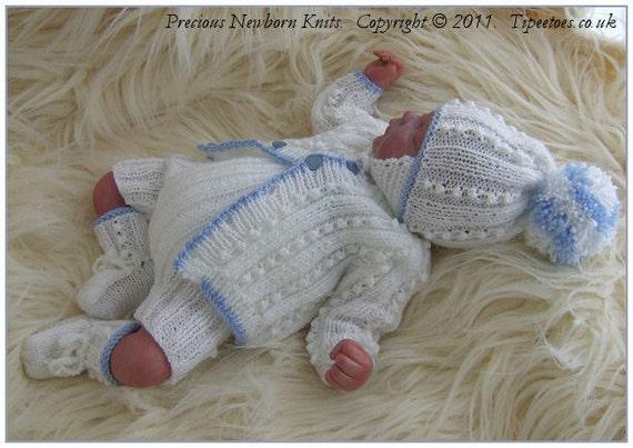 Baby Knitting Patterns Newborn Baby Boys Knitting Pattern Etsy