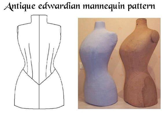 REF EDW Hand entworfenen Muster aus antiken Edwardian | Etsy