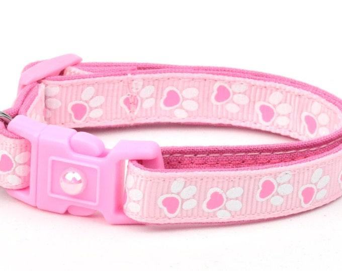 Bunny Tracks on Pink