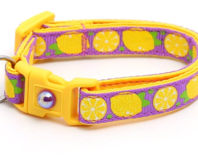 Lemons on Purple B25D250