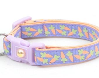 Pastel Carrots on Purple (D3)