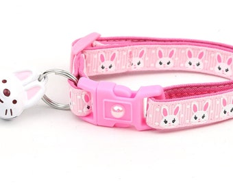 Bunny Faces on Pink D2