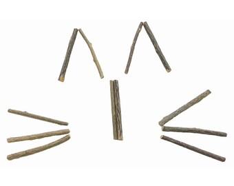 Silver Vine Sticks - Package of 3 - All Natural Cat Toy, Dental Chew, Catnip Alternative