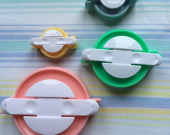 Pom Pom Maker, set of 4