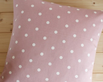 Nursing Pillow Cover Lilac Shabby Chic