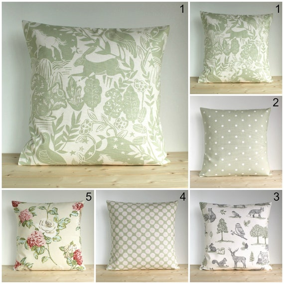 40x40 Decorative Pillow Cover Floral Pillow Cover Polka Dot Etsy Custom 10x10 Decorative Pillows