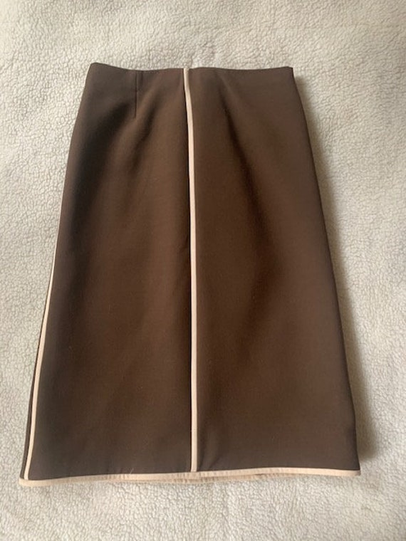 Vintage 90's Prada Skirt Suit - image 7