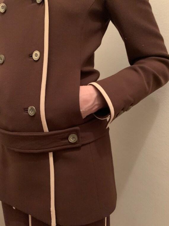 Vintage 90's Prada Skirt Suit - image 2