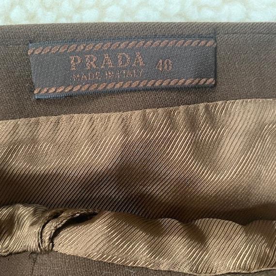 Vintage 90's Prada Skirt Suit - image 9