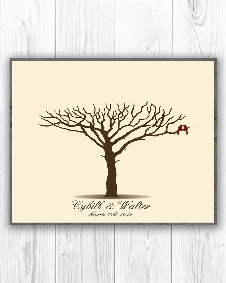 Hochzeit Gastebuch Hochzeit Baum Gastebuch Baum Akazie Etsy