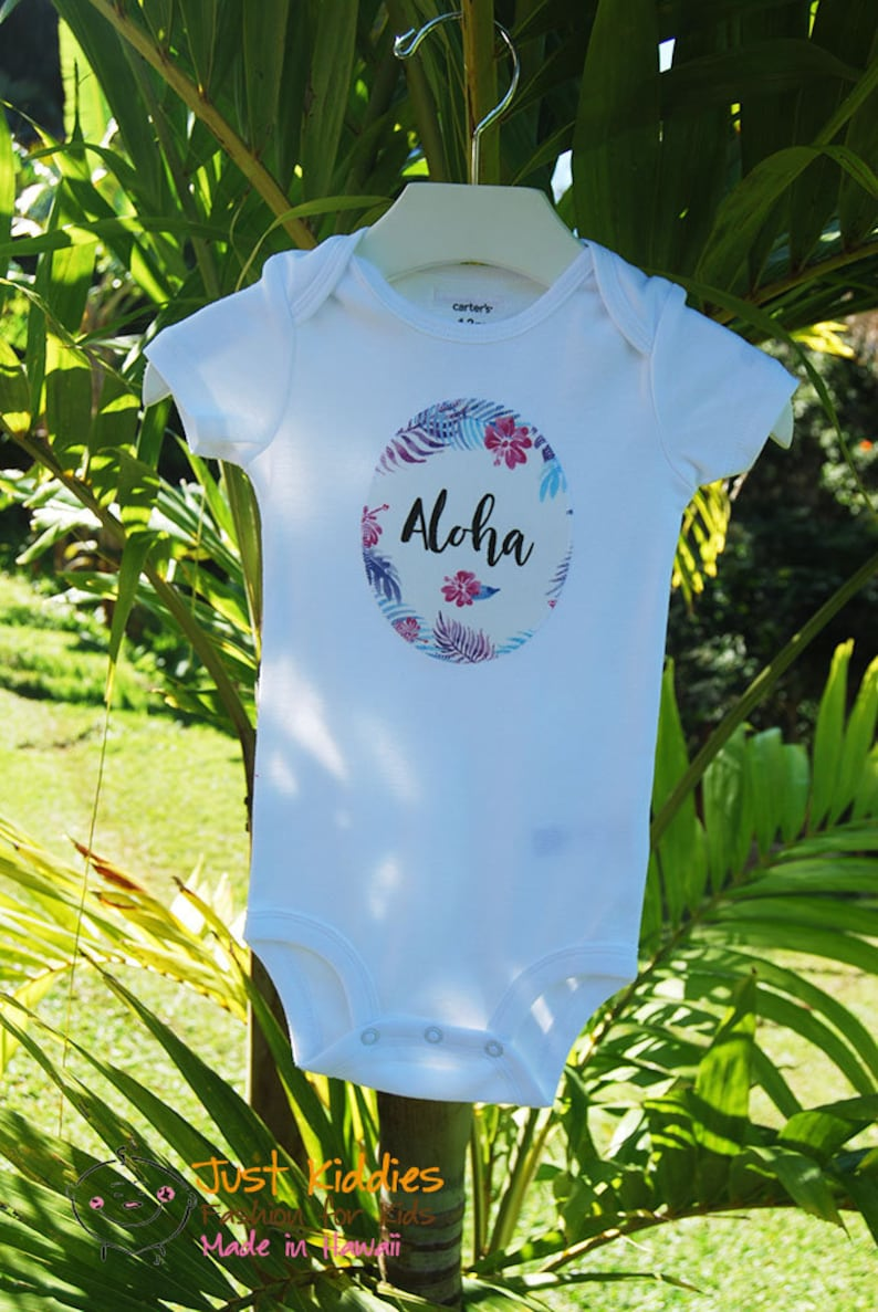 Customized Applique Baby Gift Onesie Bodysuit Newborn