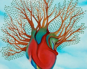 Sacred Heart of the Earth