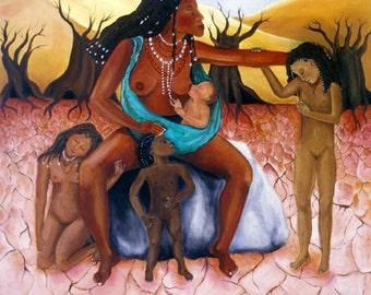The Four Daughters of Eve (Las cuatro hijas de Eva)