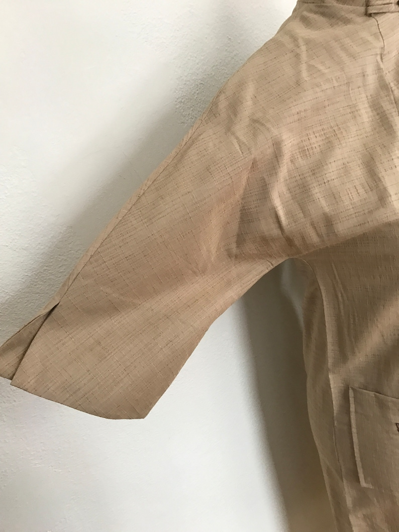 e3fb9e63d9c0 Vintage Hawaiian Dress or Jacket/Coat // 1960s Iolani | Etsy