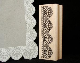 vintage lace border