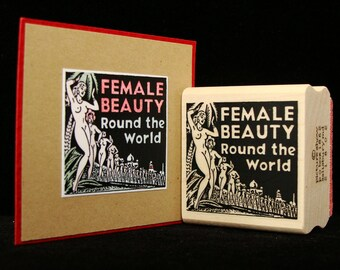 female beauty round the world