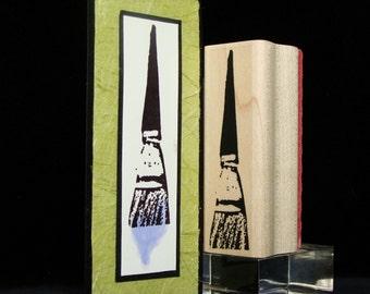 artist's paint brush