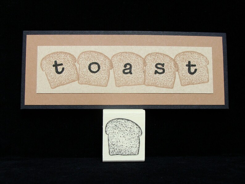 small toast / bread image 0