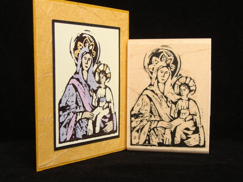 madonna and child smaller image 0