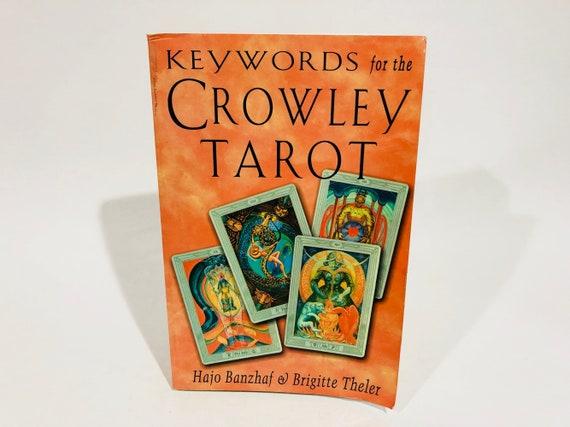 Keywords For The Crowley Tarot By Hajo Banzhaf Brigitte Etsy