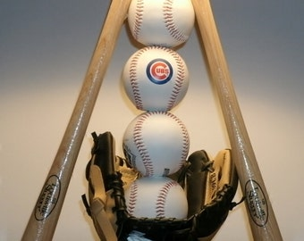 baseball lamp man cave baseball fan baseball gift real baseballs baseball bats baseball glove different colors available - Baseball Lamp