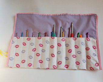 Crochet Hook / Pencil / Make-up Brush Holder