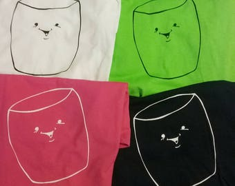 Marshmallow Kids Tee