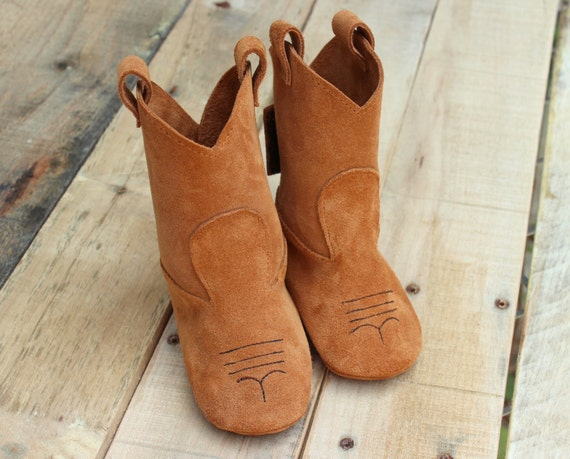 infant cowboy booties